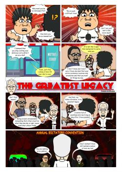 The Greatest Legacy